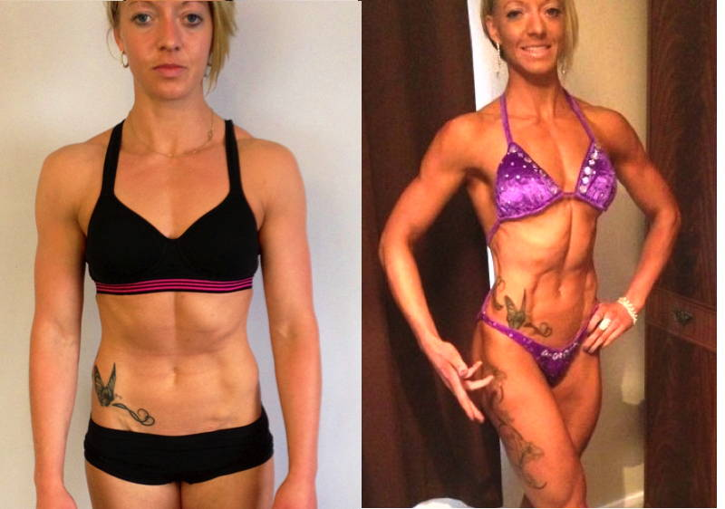 Image of Another client transformed by Tim`s training and diet methods