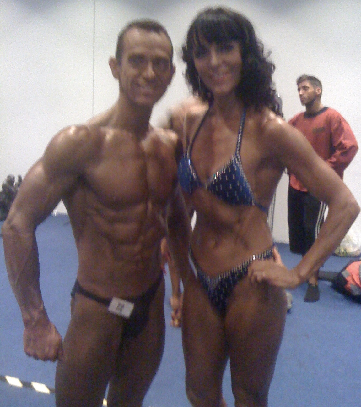image of image: 13 of 21Debbie Francis Figure Athlete