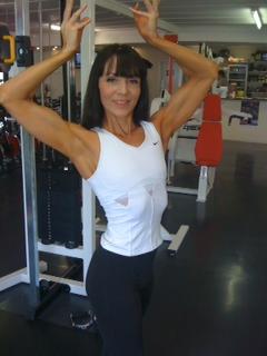 image showing Debbie Francis Figure Athlete