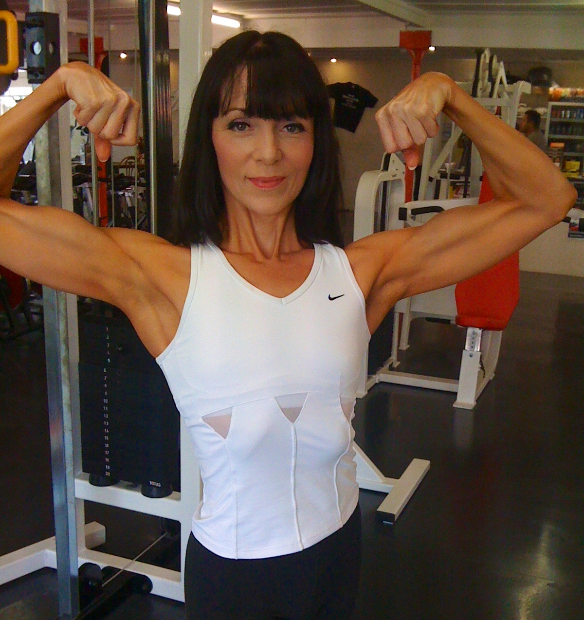 image of image: 17 of 21Debbie Francis Figure Athlete
