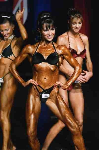 image of image: 18 of 21Debbie Francis Figure Athlete