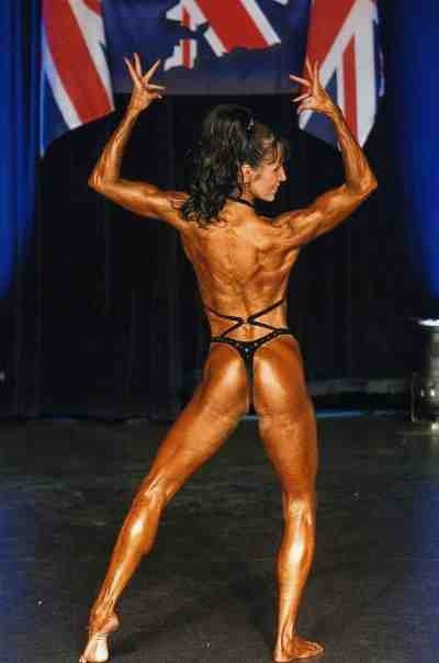 image of image: 19 of 21Debbie Francis Figure Athlete