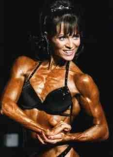 image of image: 2 of 21Debbie Francis Figure Athlete
