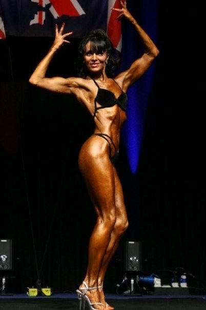 image of image: 3 of 21Debbie Francis Figure Athlete