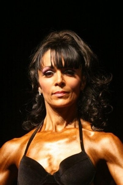 image of image: 4 of 21Debbie Francis Figure Athlete