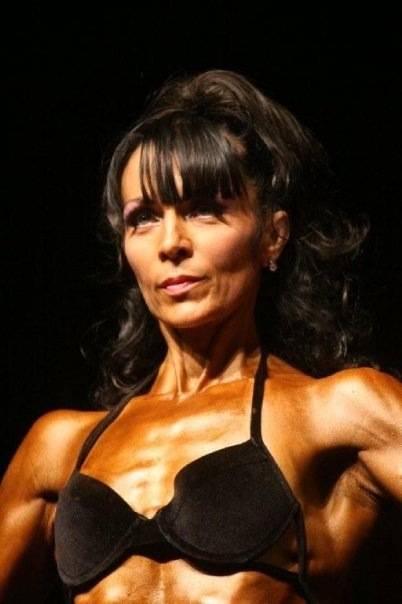 image of image: 5 of 21Debbie Francis Figure Athlete