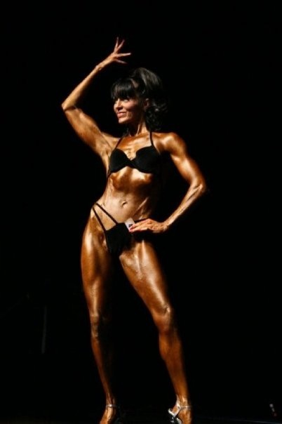 Image of Debbie Francis Figure Athlete