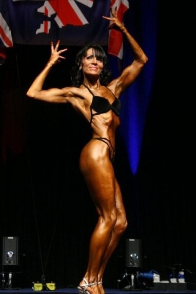 image of image: 7 of 21Debbie Francis Figure Athlete