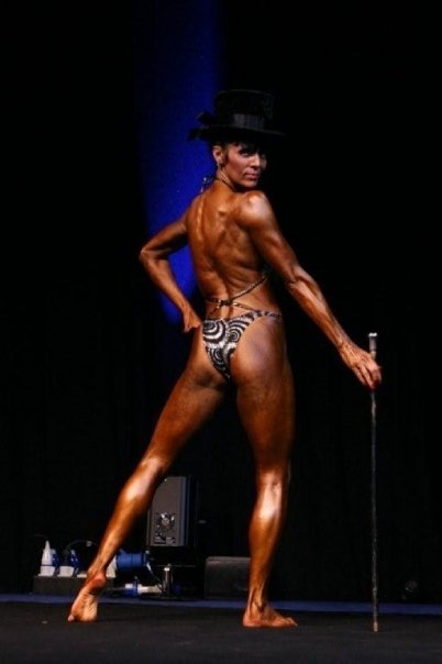 image of image: 8 of 21Debbie Francis Figure Athlete