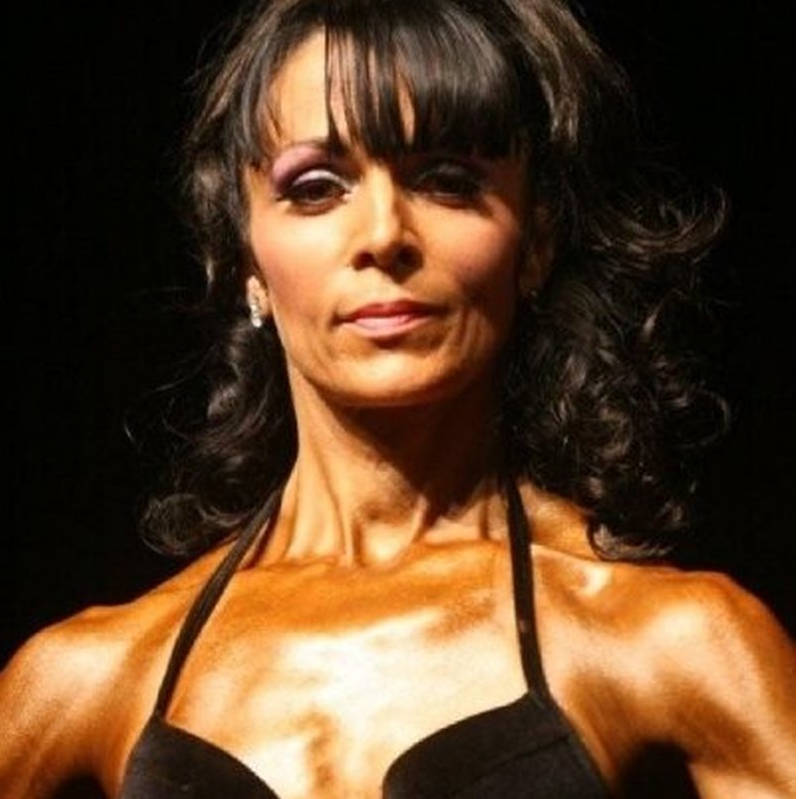 image of image: 1 of 21Debbie Francis Figure Athlete