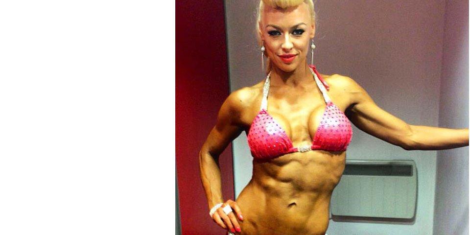 Image of Hayley Steele Ms UKDFBA UK Fit Body Champion 2014