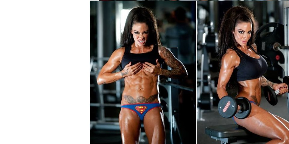 Image of Jodie Marsh 60 Day Transformation 2011