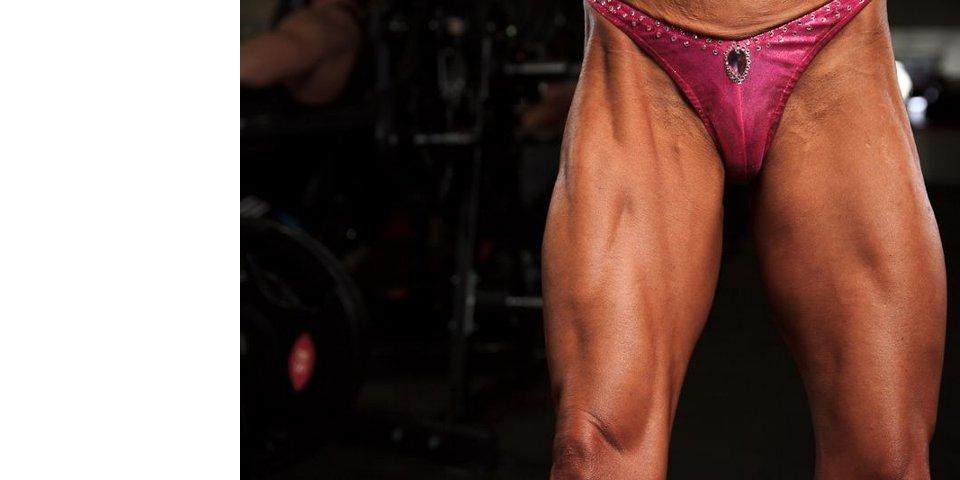 Image of Sharpbodies Client Fitness Model Rachel 2012