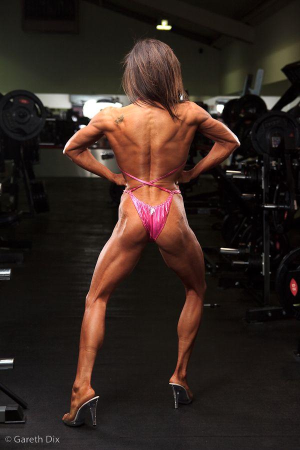 image showing Rachel Posing In Gym 017