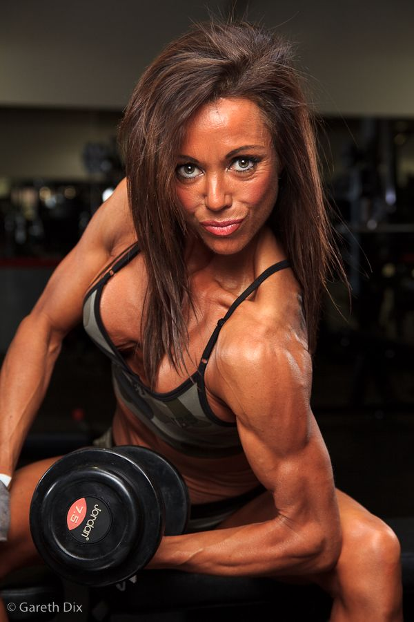 image showing Rachel Posing In Gym 019