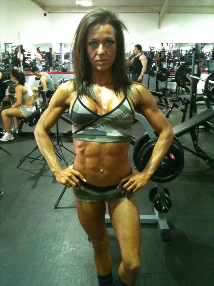 image showing Rachel June 2012 before Nabba Britain