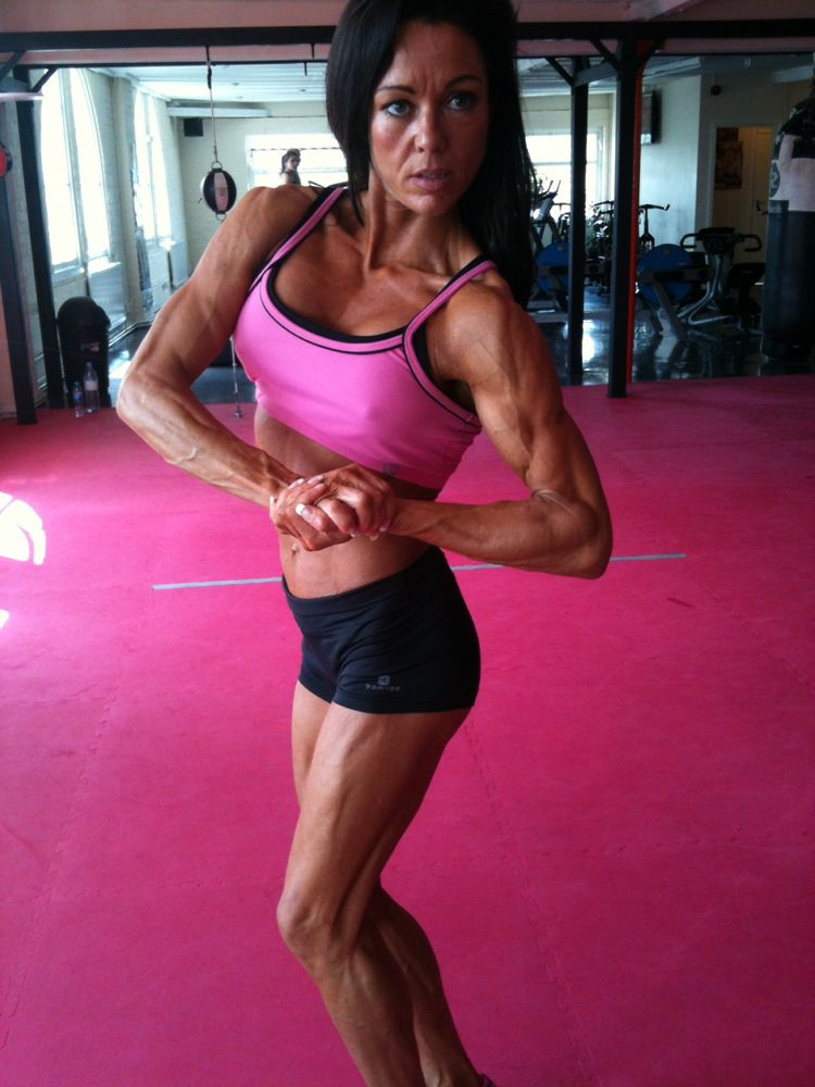 image showing Rachel Turner 4 days before Nabba Britain 2012