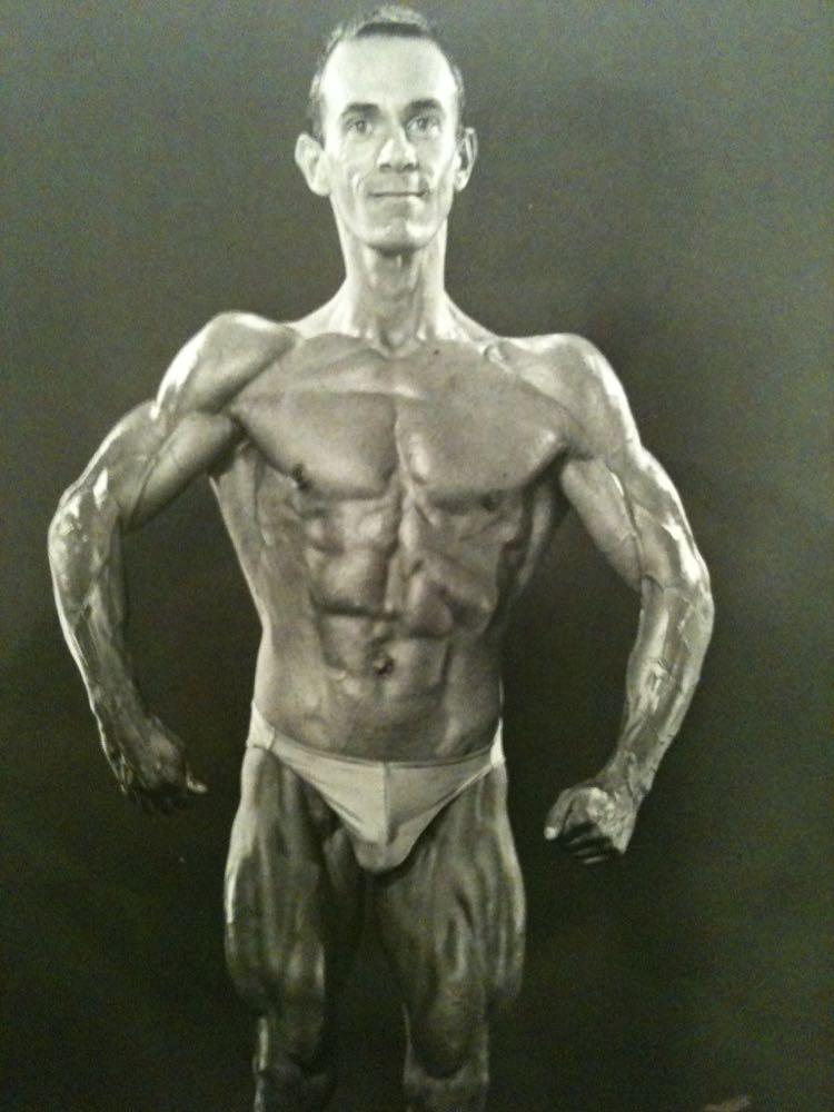 image of image: 1 of 6Tim Sharp Musclemania European Championships 1999