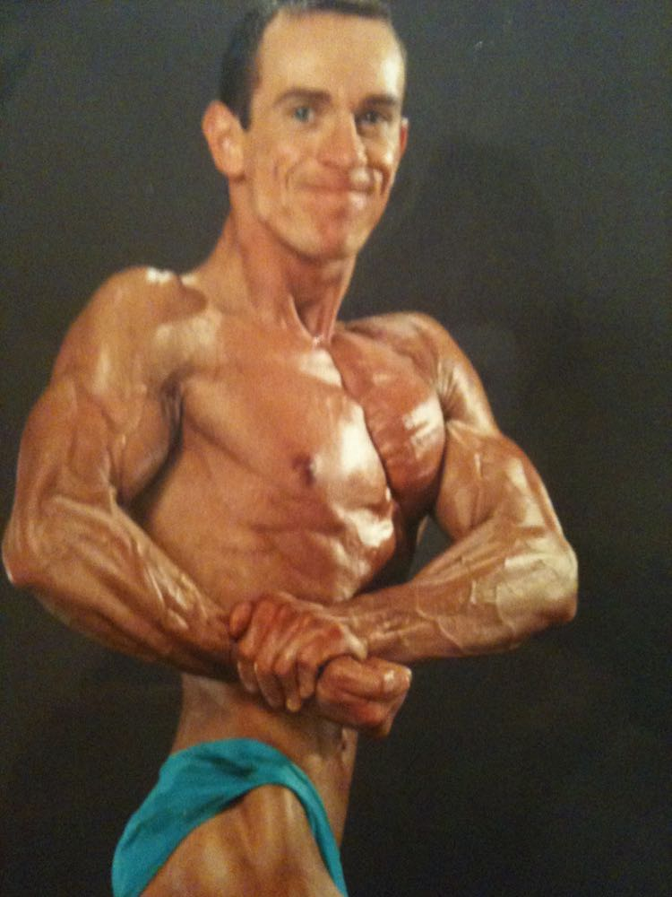 image of image: 2 of 6Tim Sharp Musclemania European Championships 1999
