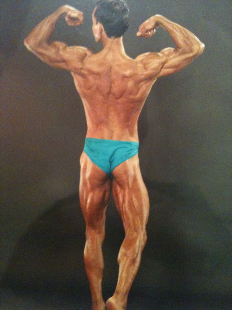 image showing Tim Sharp Musclemania European Championships 1999