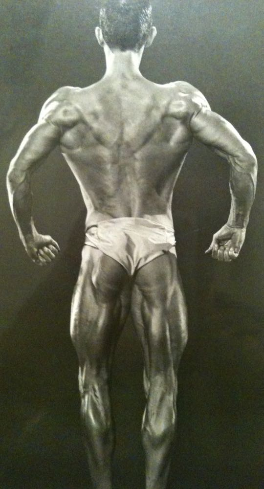 An image of Tim Sharp Musclemania European Championships 1999  goes here.