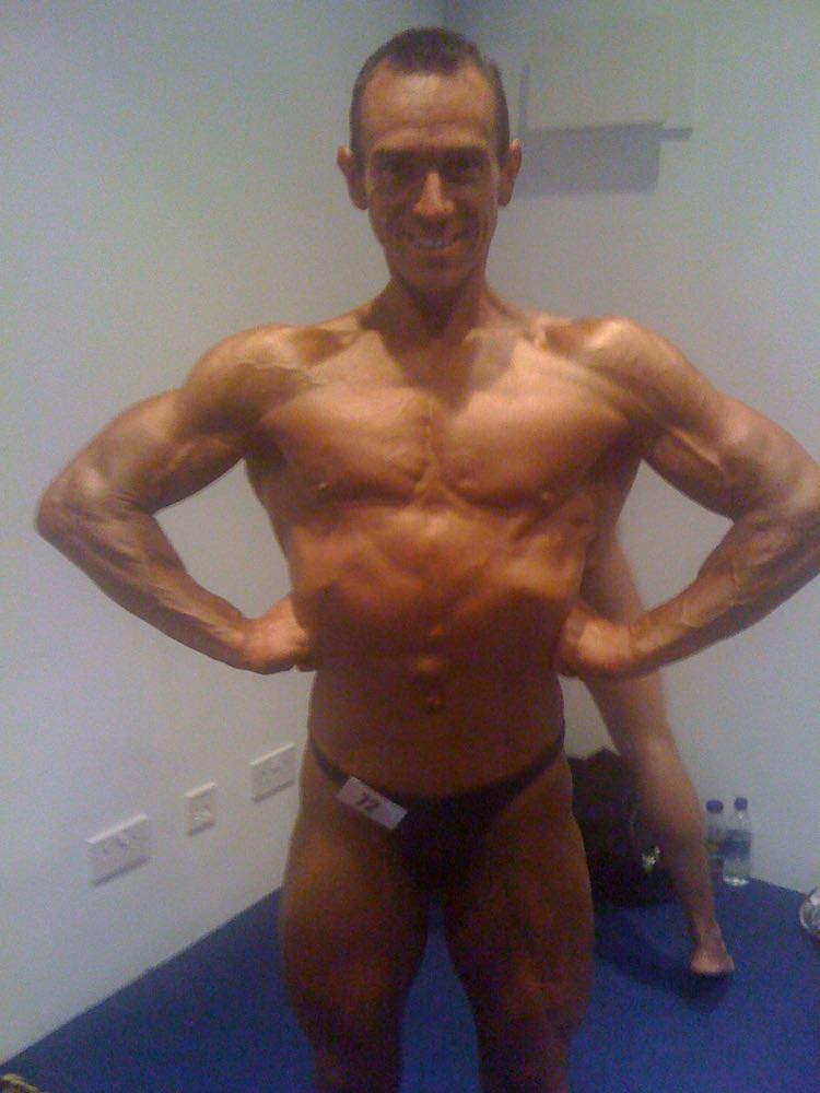 Image of Personal Trainer Tim Sharp 2009 BNBF British Championships
