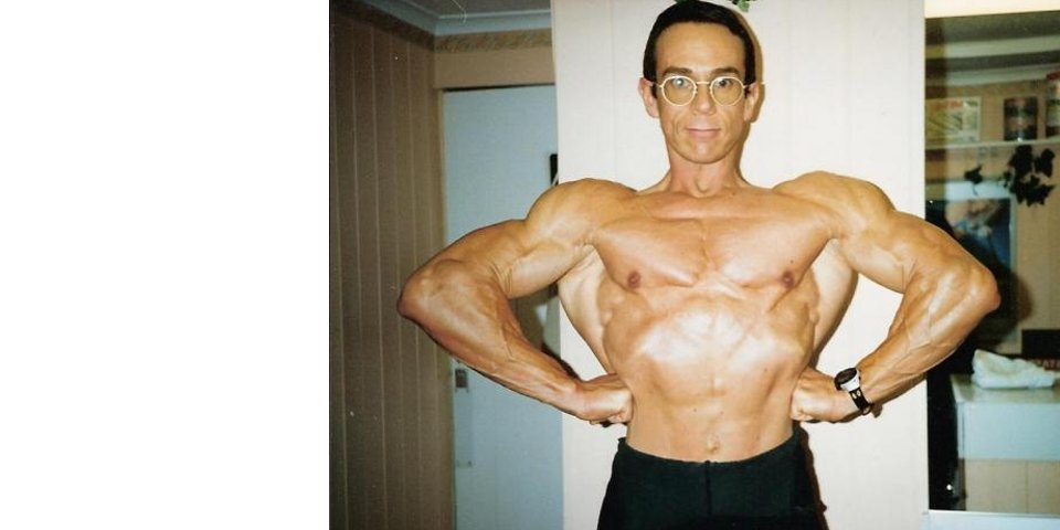 Image of Tim Sharp Musclemania European Championships 1999
