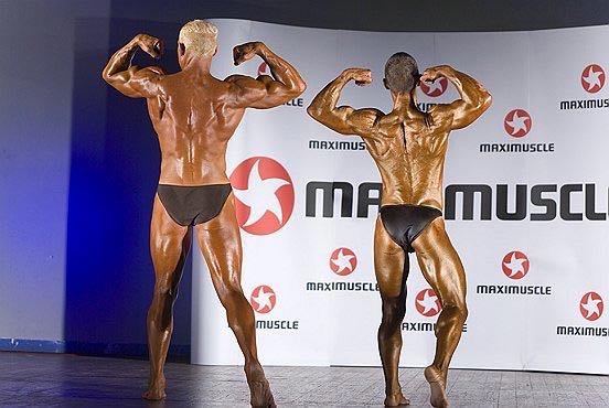 Image of Personal Trainer Tim Sharp BNBF Masters over 40's Southern Championships 2nd Place