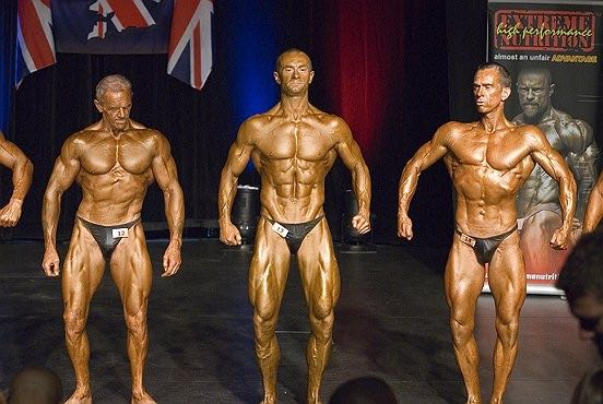 image showing Tim Sharp 2007 BNBF British Championships Masters Class 4th Place