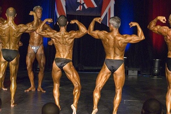image showing Tim Sharp BNBF British Championships 2007 4th Place