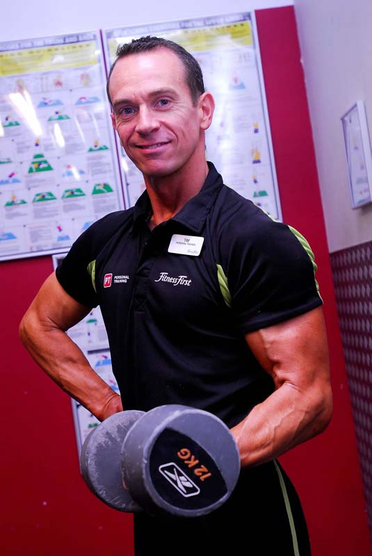 Image of Personal Training with Celebrity Trainer Tim Sharp