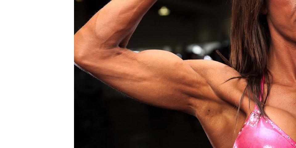 Image of Sharpbodies Client Stunning Fitness Model Rachel 2012